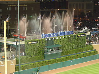 General motors tiger stadium 0708