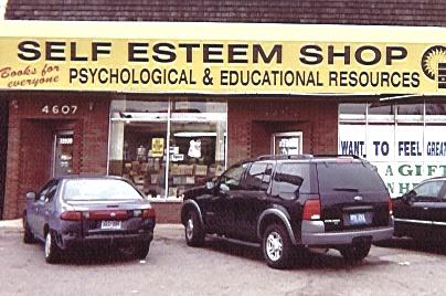Self esteem shop  WEB